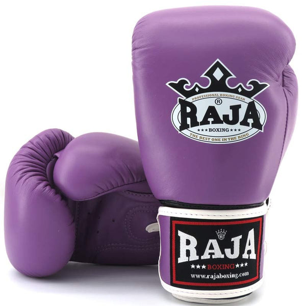 Guants Raja Boxing Colors Morat Pell - Buddha Fight Wear