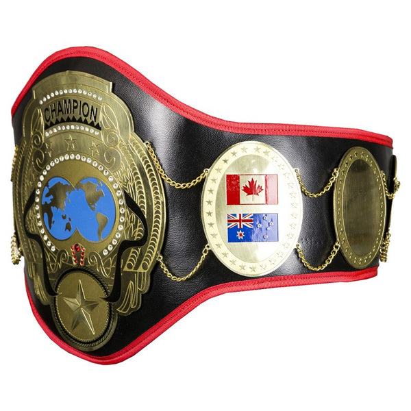 Champion's Belt Buddha  2.0 - Buddha Fight Wear