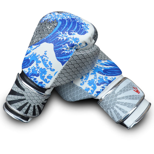 Guants de Boxa Muay Thai Kick Boxing Fantasy Tsunami Special Edition - Buddha Fight Wear