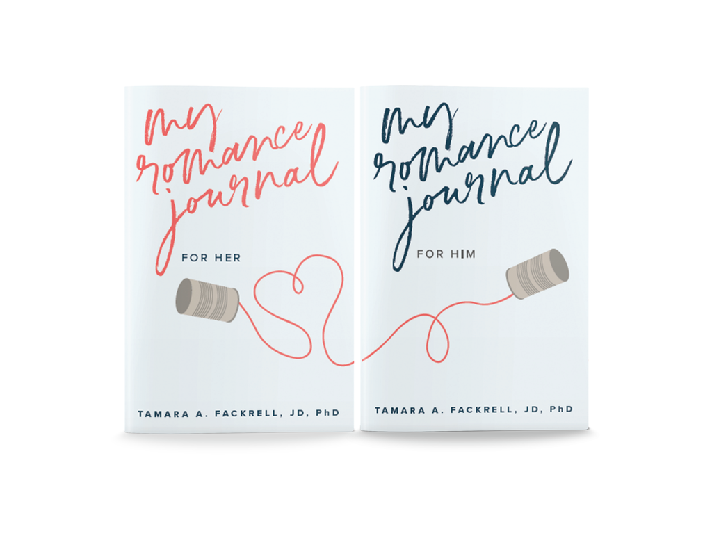 Marriage Journal Set (For Him and Her)