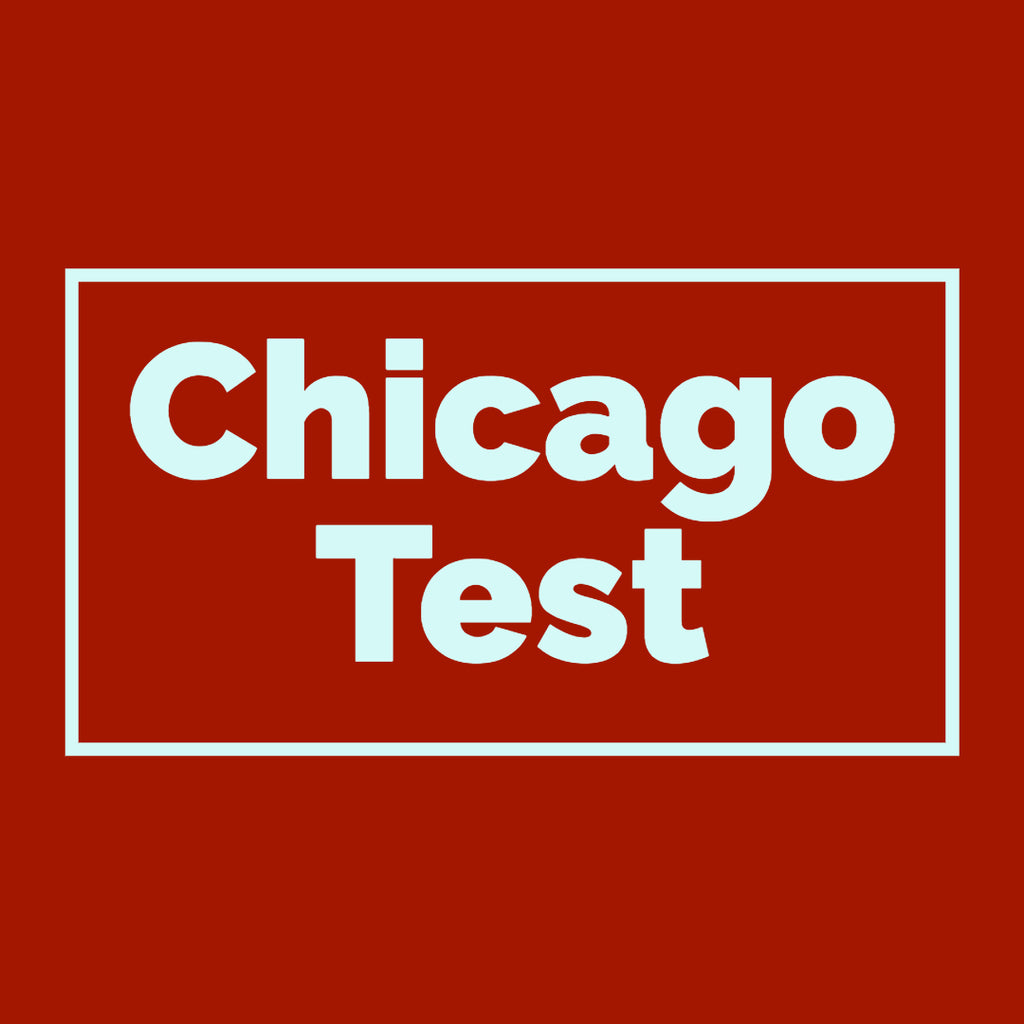 Chicago Test (Digital Download)
