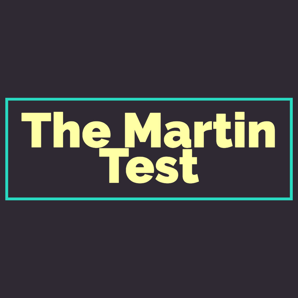 The Martin Test (Digital Download)