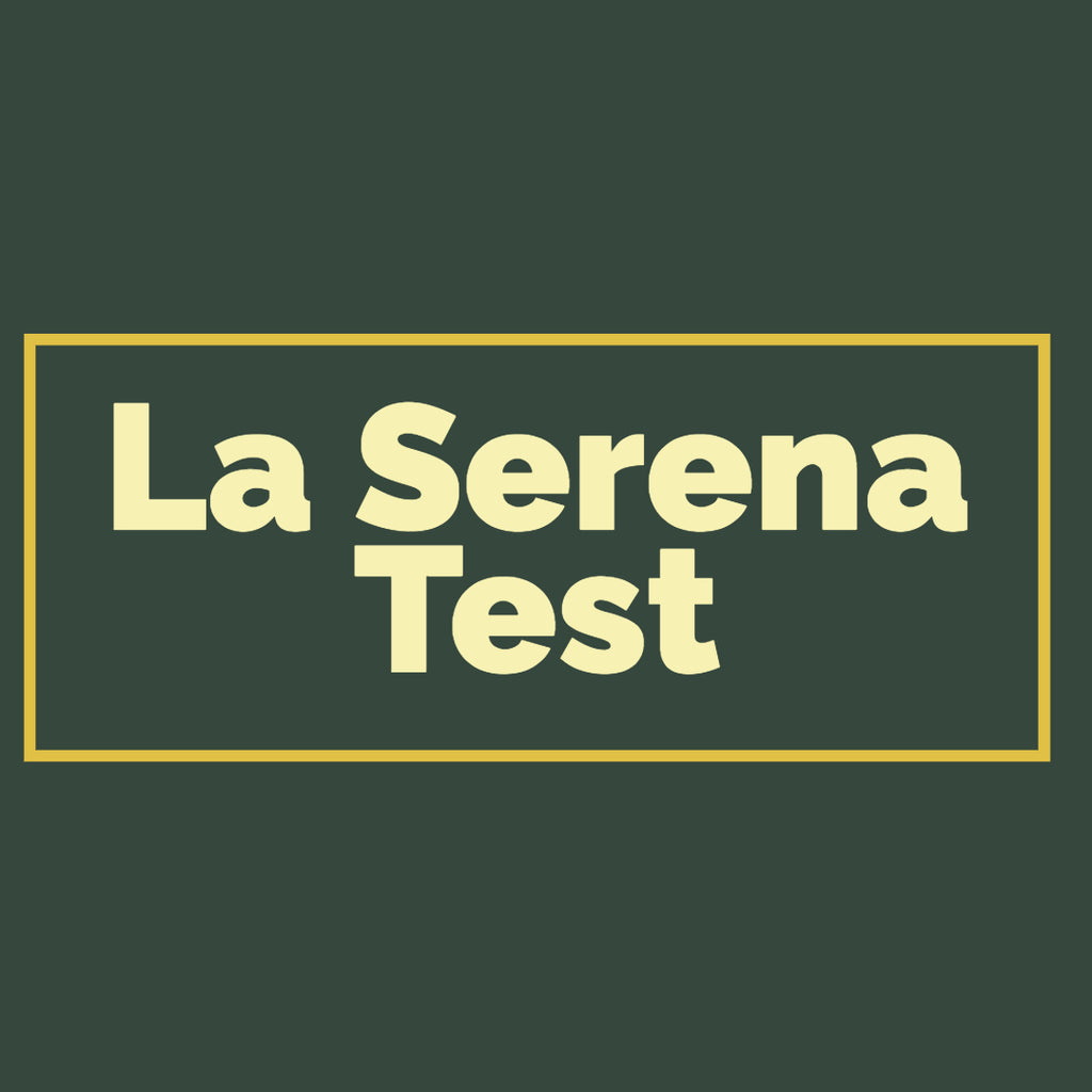 La Serena Test (Digital Download)