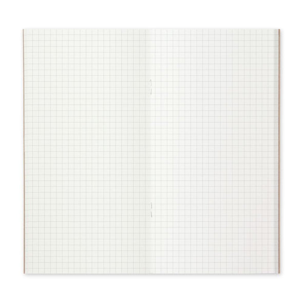 002 traveler's notebook grid refill made in japan eyes open project