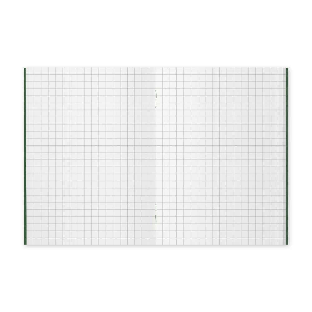passport size grid notebook travelers company made in a city eyes open project