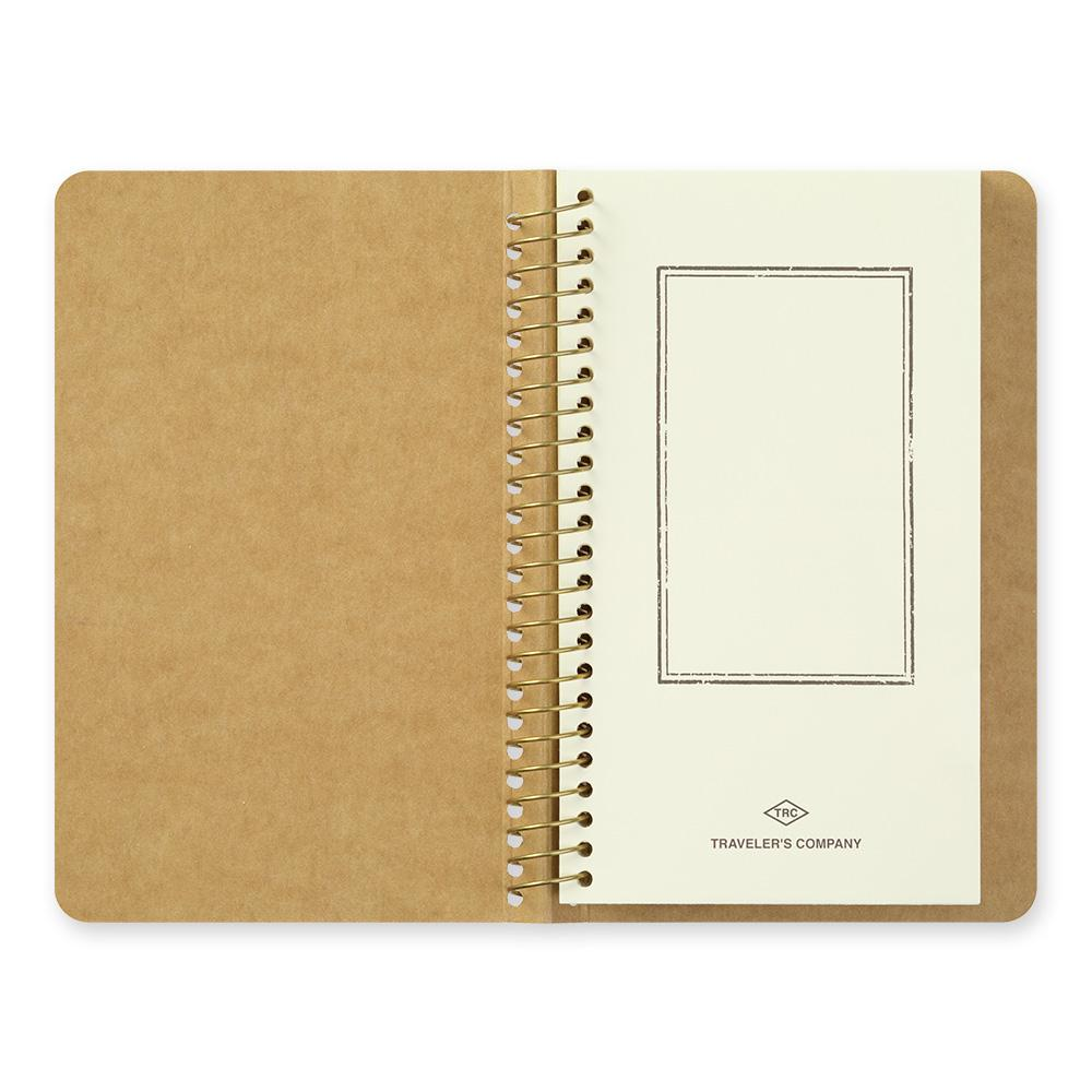A6 slim paper pocket notebook by travelers company at eyes open project