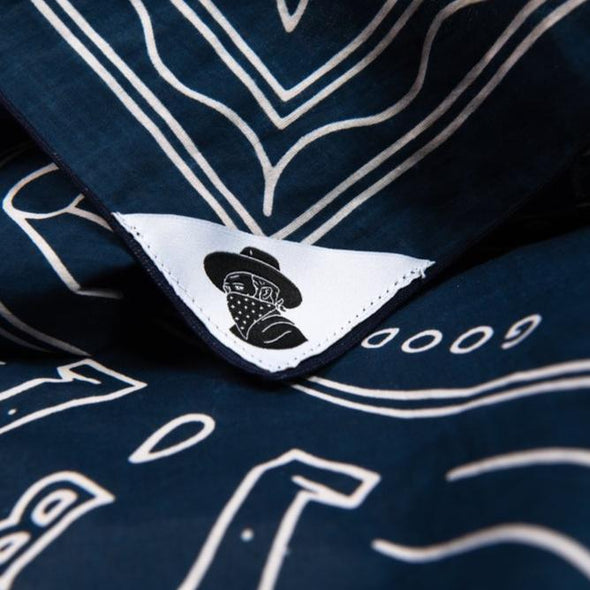 """Good Luck"" Organic Cotton Bandana"