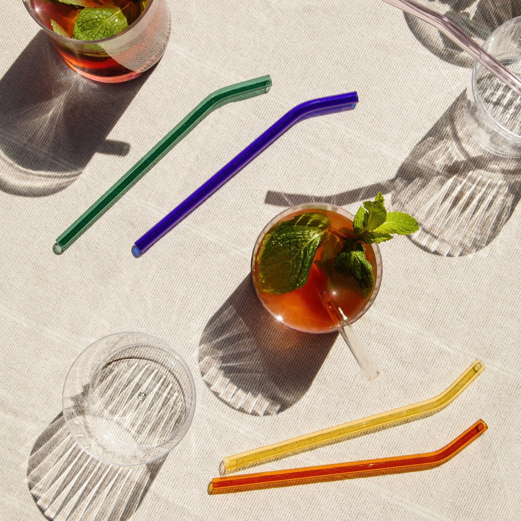 poketo glass straws eyes open project