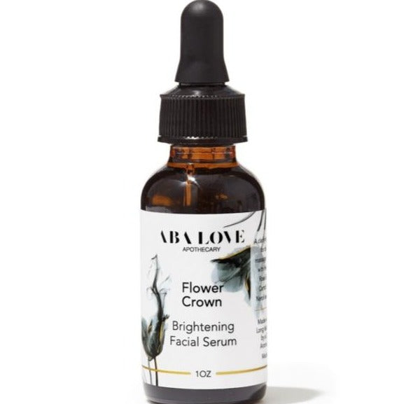 ABA love flower crown facial serum
