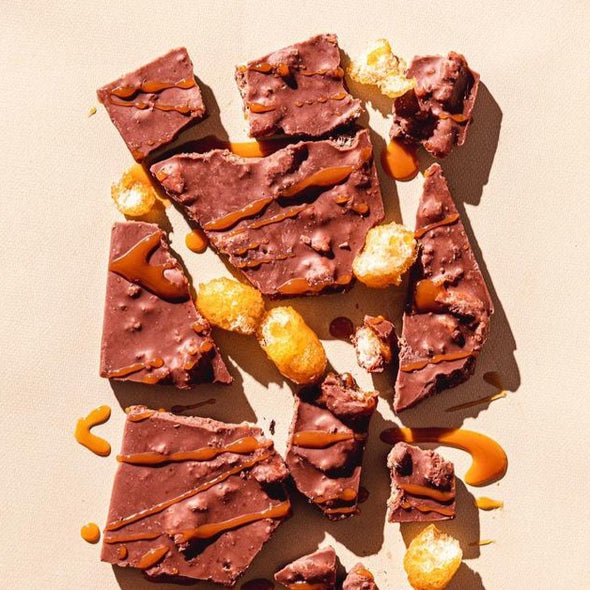 compartes caramel crunch chocolate at eyes open project