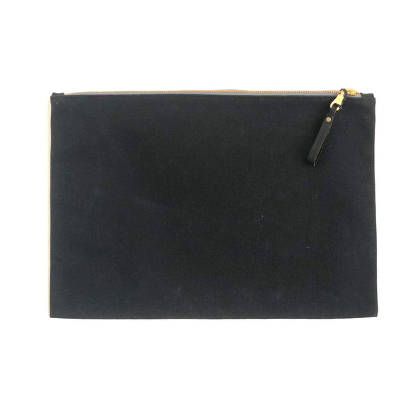 medium zip folio
