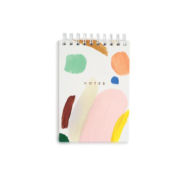 Moglea Mini Colorpart Notepad. Eyes Open Project