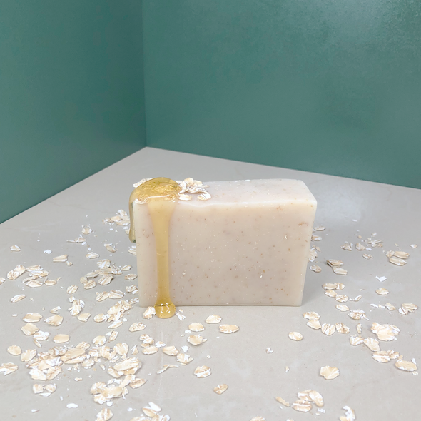 Honey & Oat Natural Soap