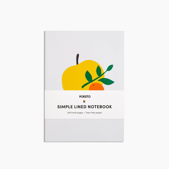 Simple Lined Notebook