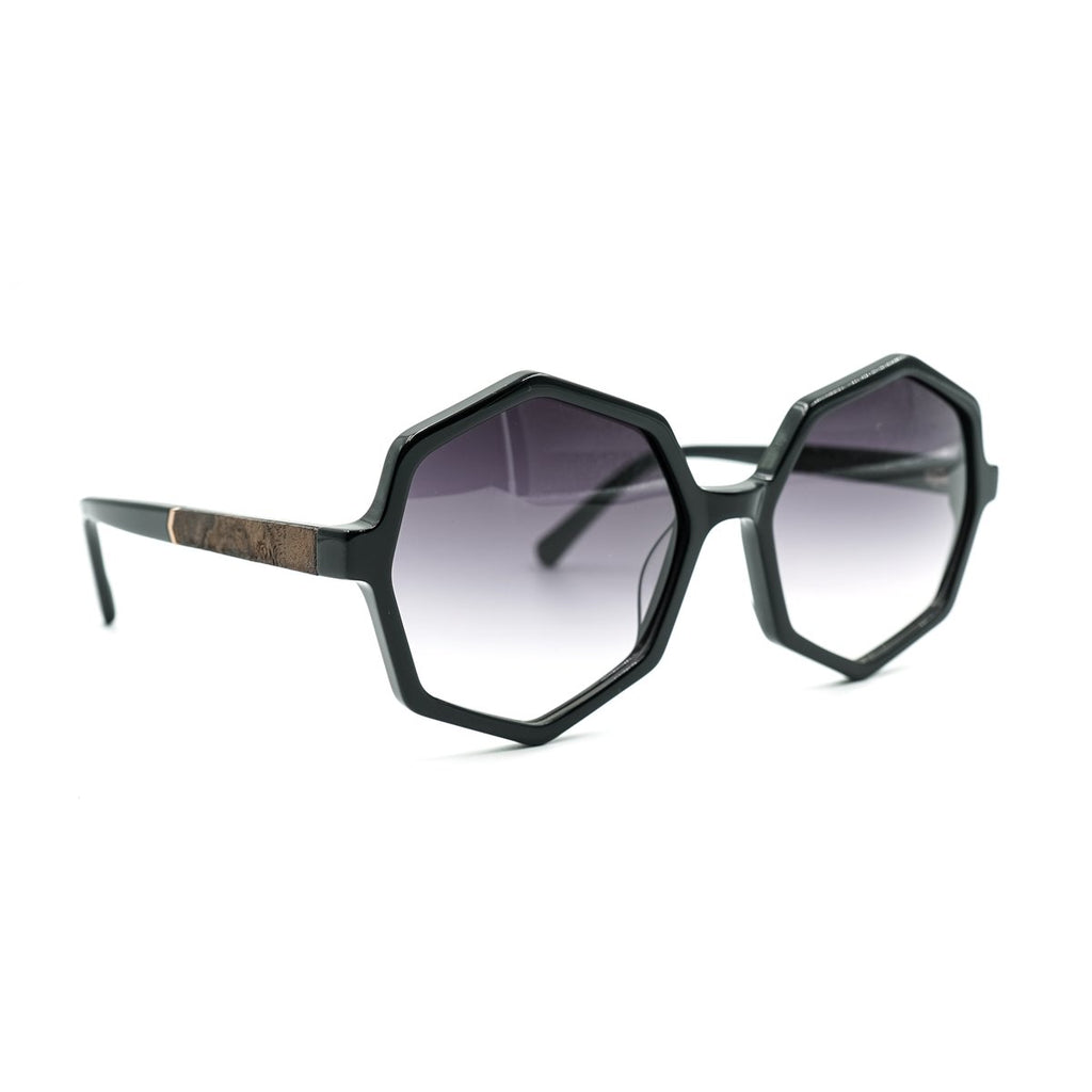 aurora acetate sunglasses eyes open