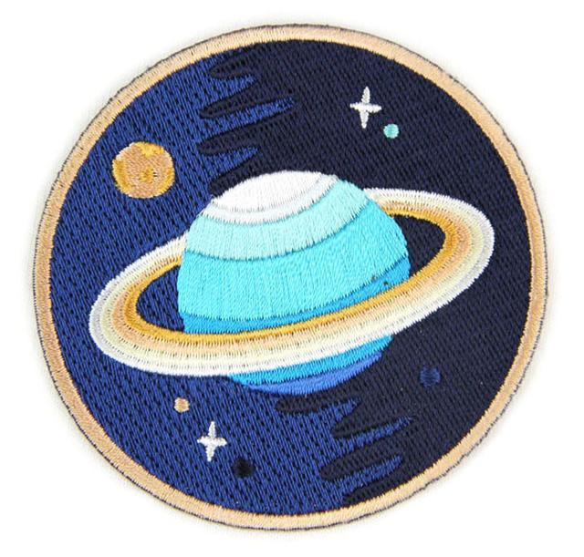patch planet galaxy Saturn Space