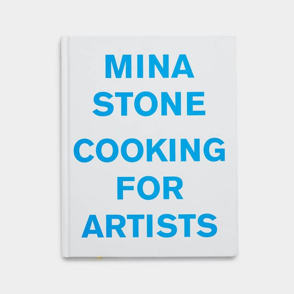 Mina Stone Cooking For Artists Eyes Open Project