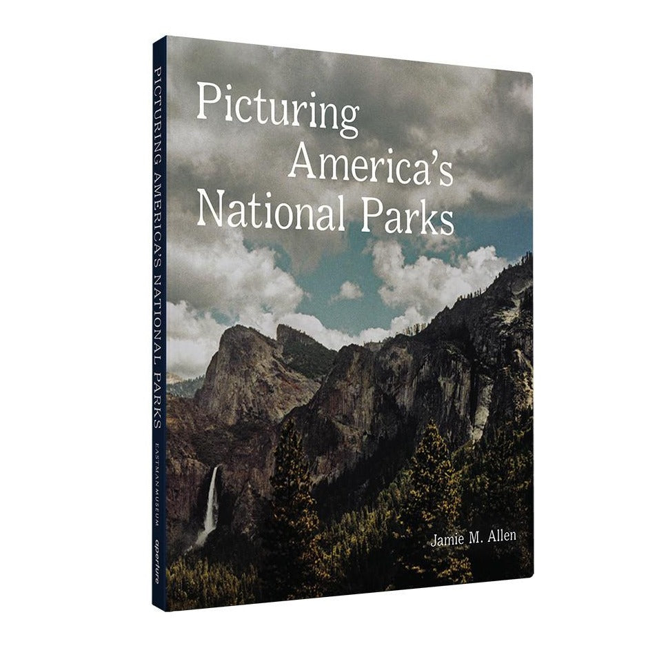 Aperture Picturing America's National Parks Book. Eyes Open Project