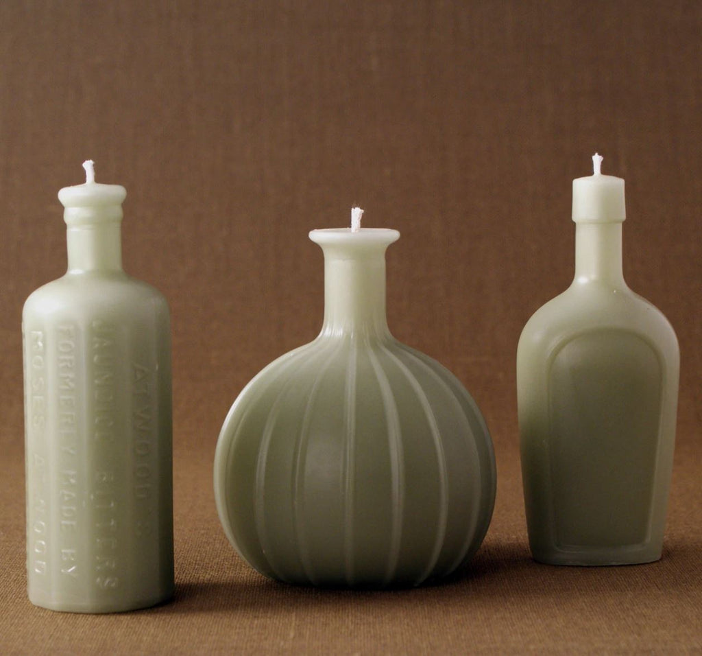 Henry Bottle Collection - Faceted