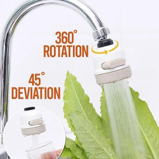 360* Rotating Kitchen Tap PRO