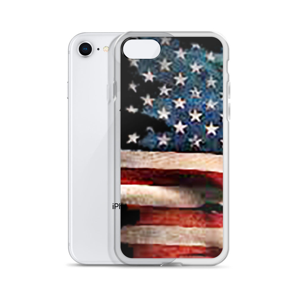 iPhone Case American Flag