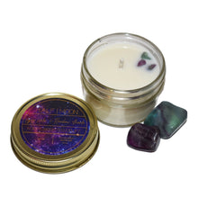 Load image into Gallery viewer, Mini Gypsy Water + Rainbow Fluorite No. 05