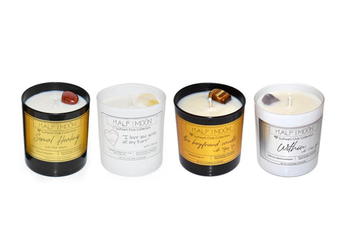 Suiheart Club Candle Set