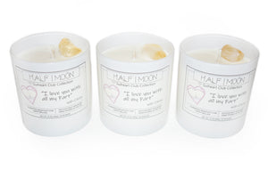 """I Love You With All My Fart"" Candle"