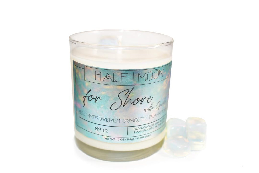 For Shore + Opalite No. 12