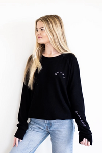 Dear Fears Pullover by Spirit Daughter
