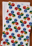Rainbow Ladybugs Burp Cloths Gift Set