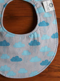 Baby Bib, Cloudy Days