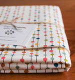Colourful Polkadot Baby Blanket
