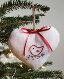 Christmas Tree Ornament, Bird