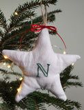 Baby's First Christmas, Personalized Tree Ornament