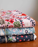 Whimsical Organic Cotton Baby Blankets