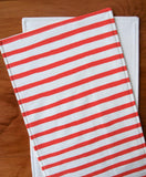 Sailor Stripes Baby Gift Set, Baby Blanket and Burp Cloths