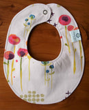 Baby Gift Hat and Bib Set, Poem