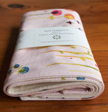 Baby Burp Cloths Set, Poem