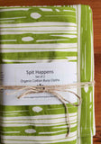 Baby Gift Set, Green Rustic Design