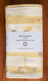 Spit Happens Burp Cloth Gift Set
