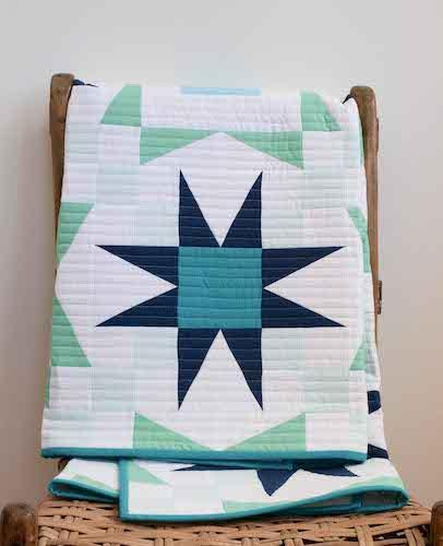 Modern Tree Quilts