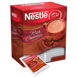 Nestle Hot Cocoa No Sugar Added Mix