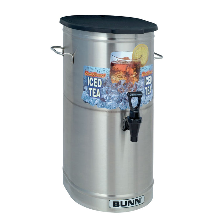 Bunn TDO-4 Dispenser w/Solid Lid