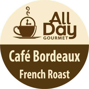 Cafe Bordeaux - Single Cups