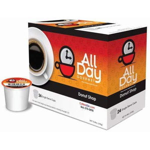 All Day Gourmet - Donut Shop - Single Cup Capsules