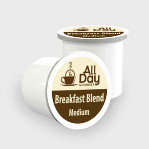 Breakfast Blend - Single Cups