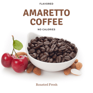 Fresh Roasted Coffee - Amaretto