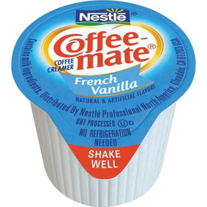 Coffee-mate Liquid Creamer - French Vanilla - 180ct Value Box
