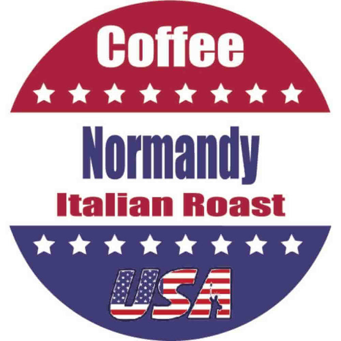 Normandy (Italian Roast) - Single Cups